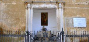 St. Pancras altar - Tricarico
