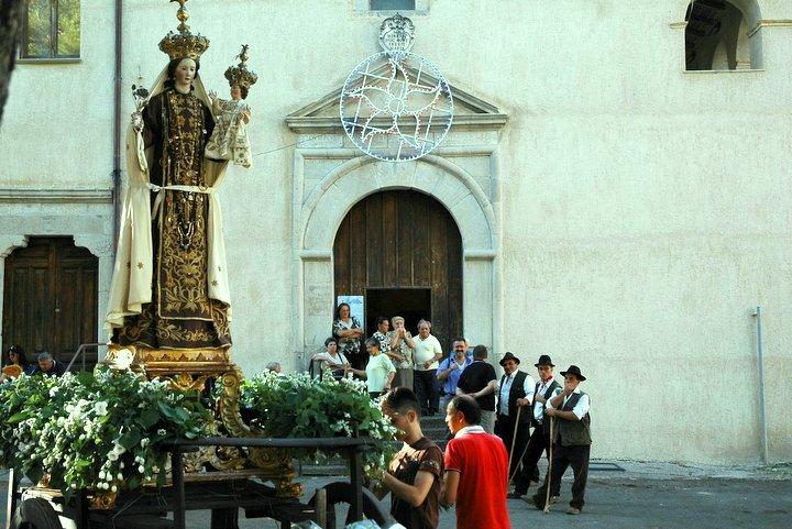 Madonna del Carmine - Tricarico