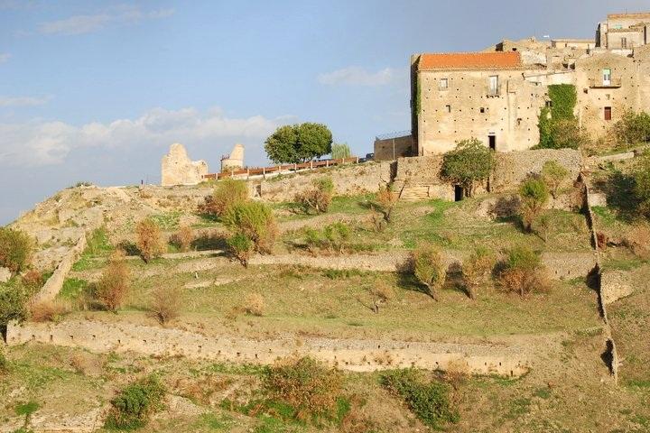Orti Saraceni e Torre Saracena - Tricarico