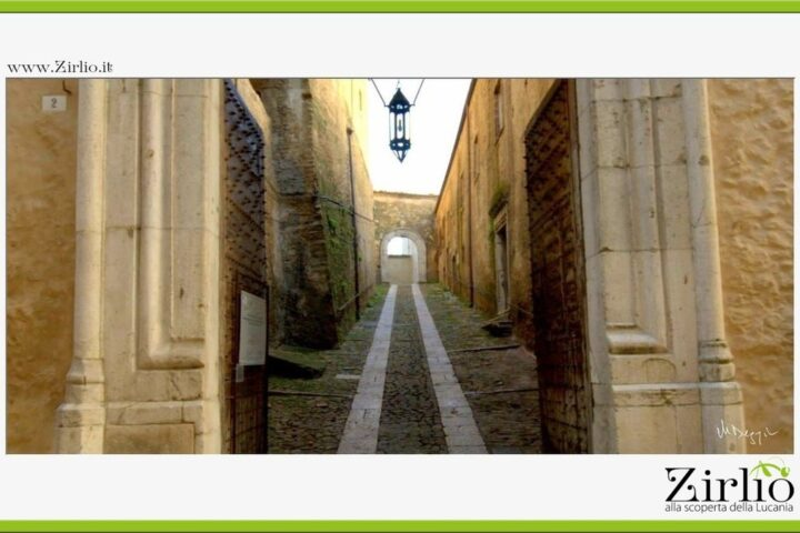 [:it]Ingresso al Palazzo Ducale - Tricarico[:en]Ducal Palace's gate - Tricarico[:]