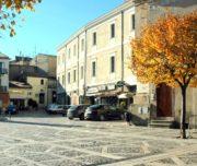 Piazza Garibaldi - Tricarico