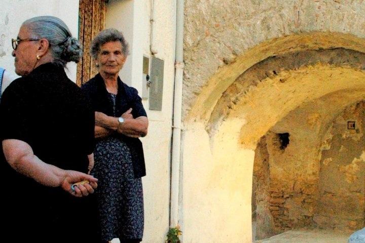 Due chiacchiere nella Saracena - Tricarico