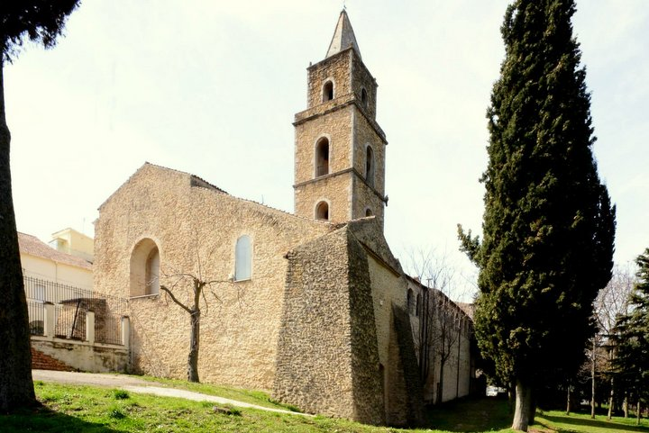 St. Antony from Padua monastery - Tricarico