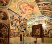 Cappella del Crocifisso - S.Chiara - Tricarico