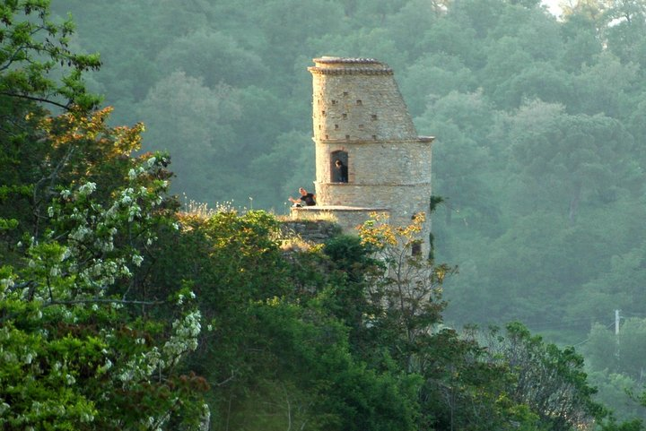 Saracens' Tower - Tricarico