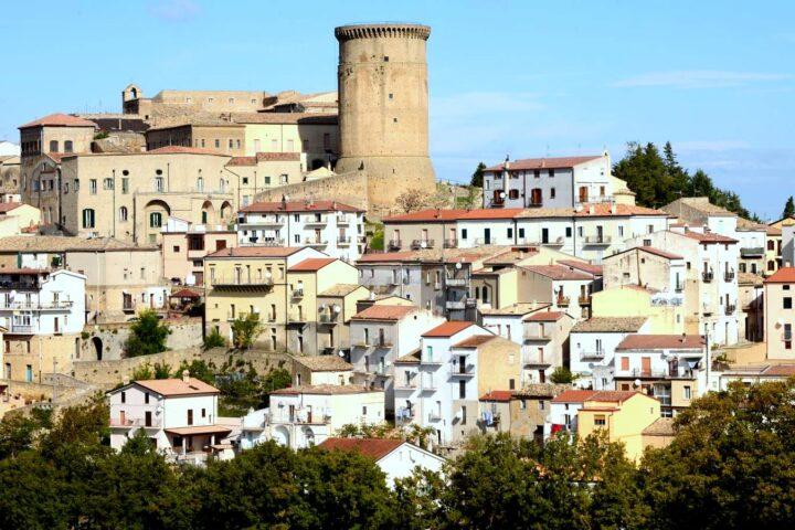 Tricarico città arabo normanna