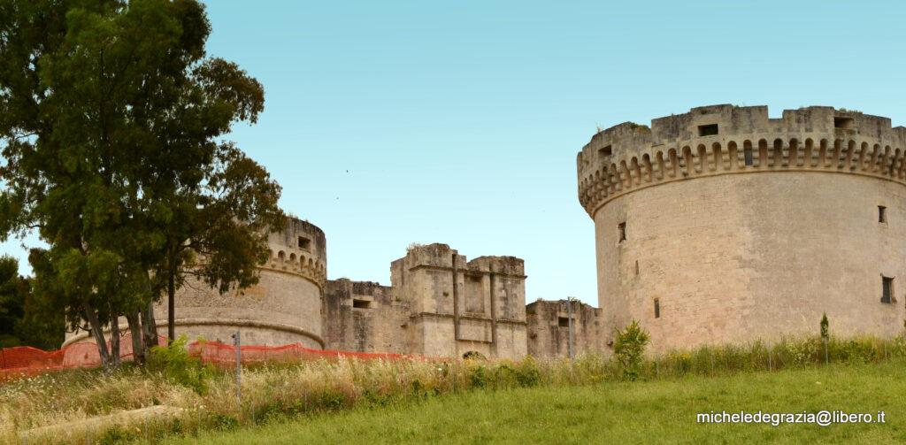 Castello Tramontano di Matera