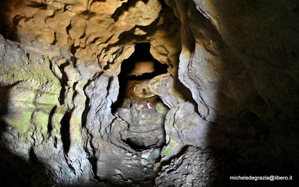 La grotta dei pipistrelli