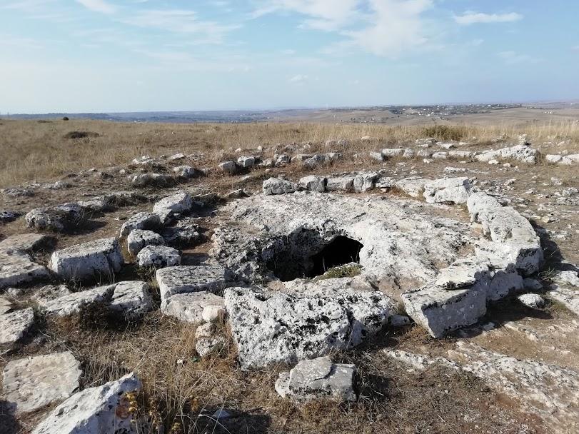 Villaggio trincerato di Murgia Timone - neolitico