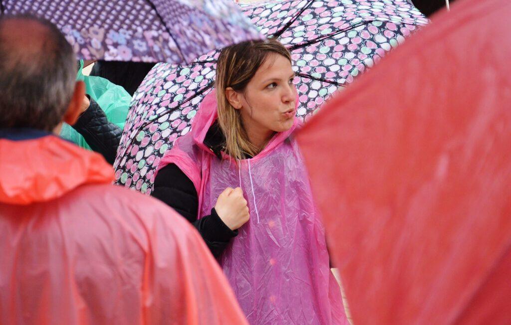 Visita guidata a Matera sotto la pioggia