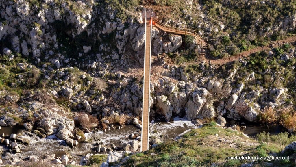 Ponte Tibetano di Matera
