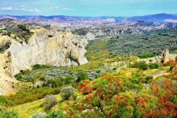 Visita guidata ad Aliano - i Calanchi