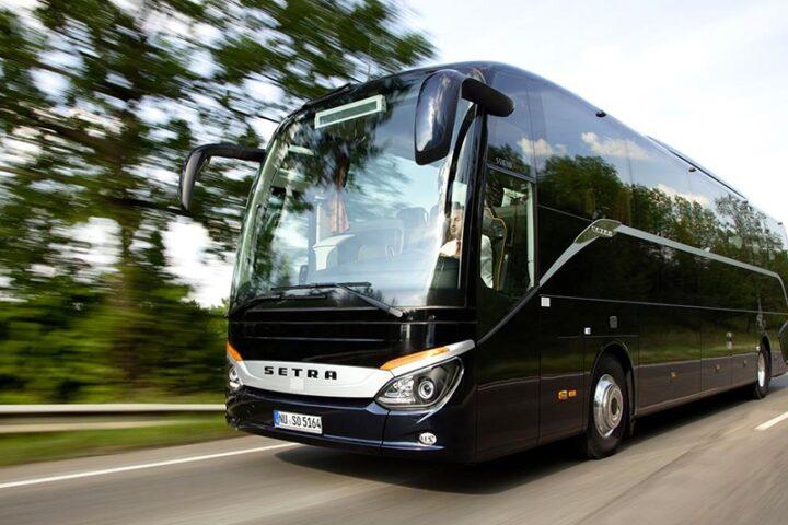 Bus GT (53 posti +1) - NCC Matera