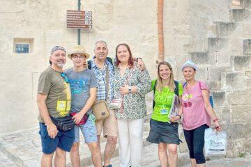 Weekend di gruppo Matera