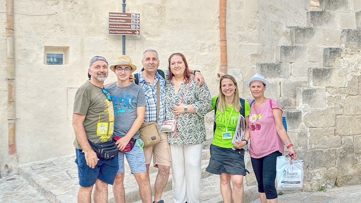 Weekend di gruppo Matera Dolomiti e Medioevo