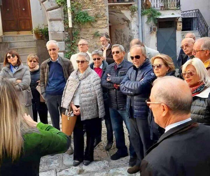 Viaggio organizzato di gruppo in Basilicata