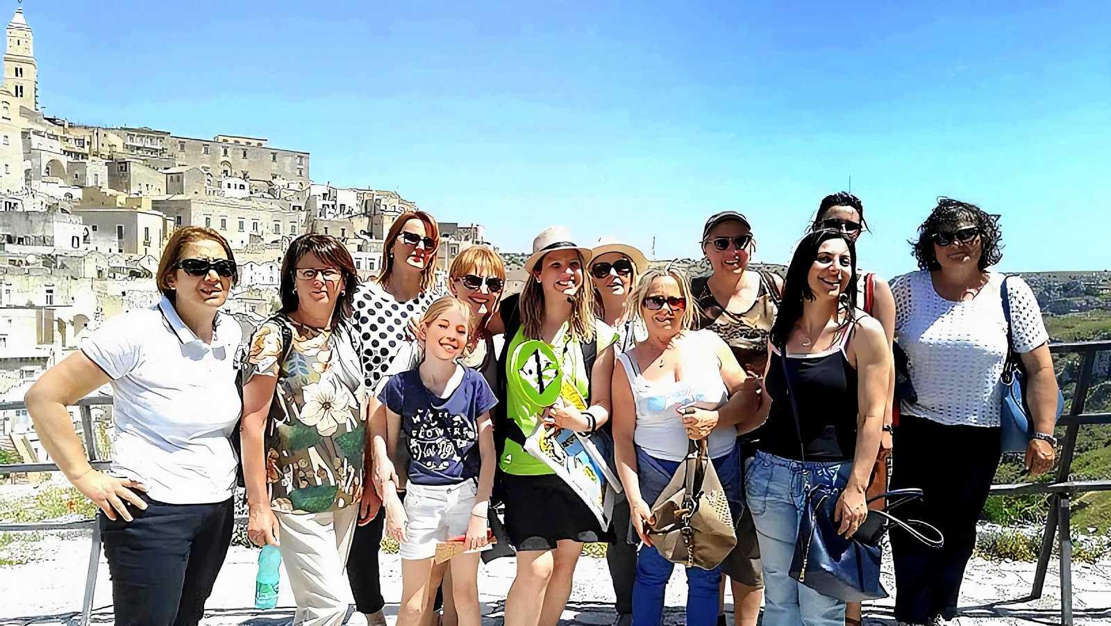 Viaggio di gruppo in Puglia e Basilicata