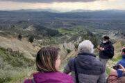 Guida escursionistica tra i calanchi di Montalbano Jonico in Basilicata