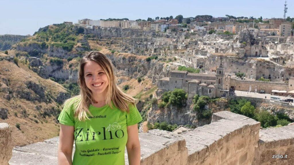 Guita turistica Matera