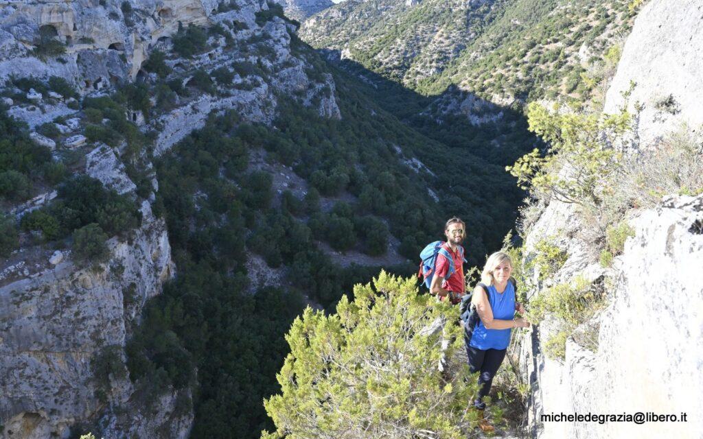 Escursione Murgia Materana