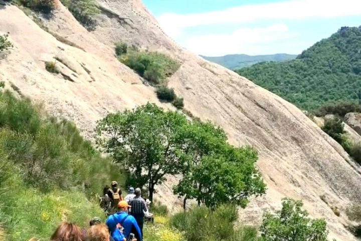 Escursione tra le dolomiti lucane da Castelmezzano