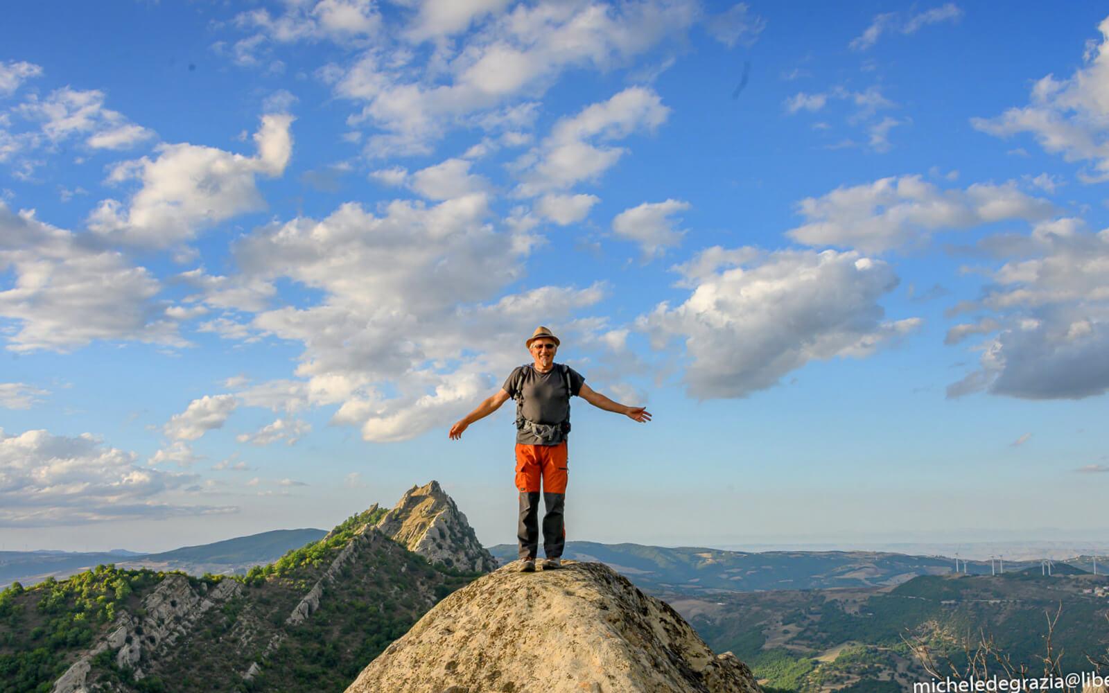 Escursione tra le Dolomiti Lucane a Castelmezzano