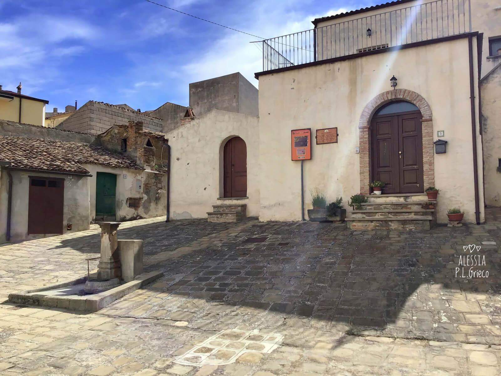Centro storico di Aliano