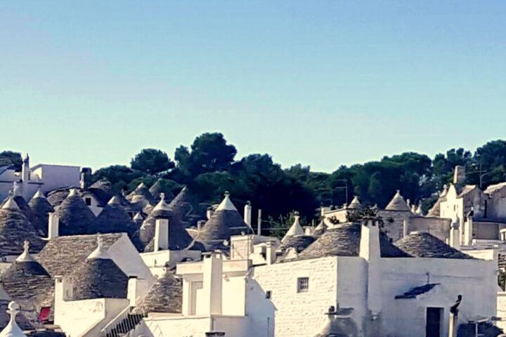 la principale attrazione turistica di Alberobello