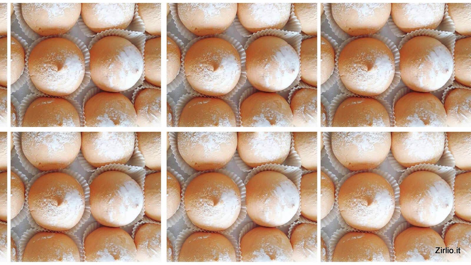 Tette delle Monanche dolce tipico Altamura